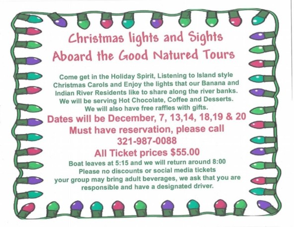 Christmas Light Tour 2019
